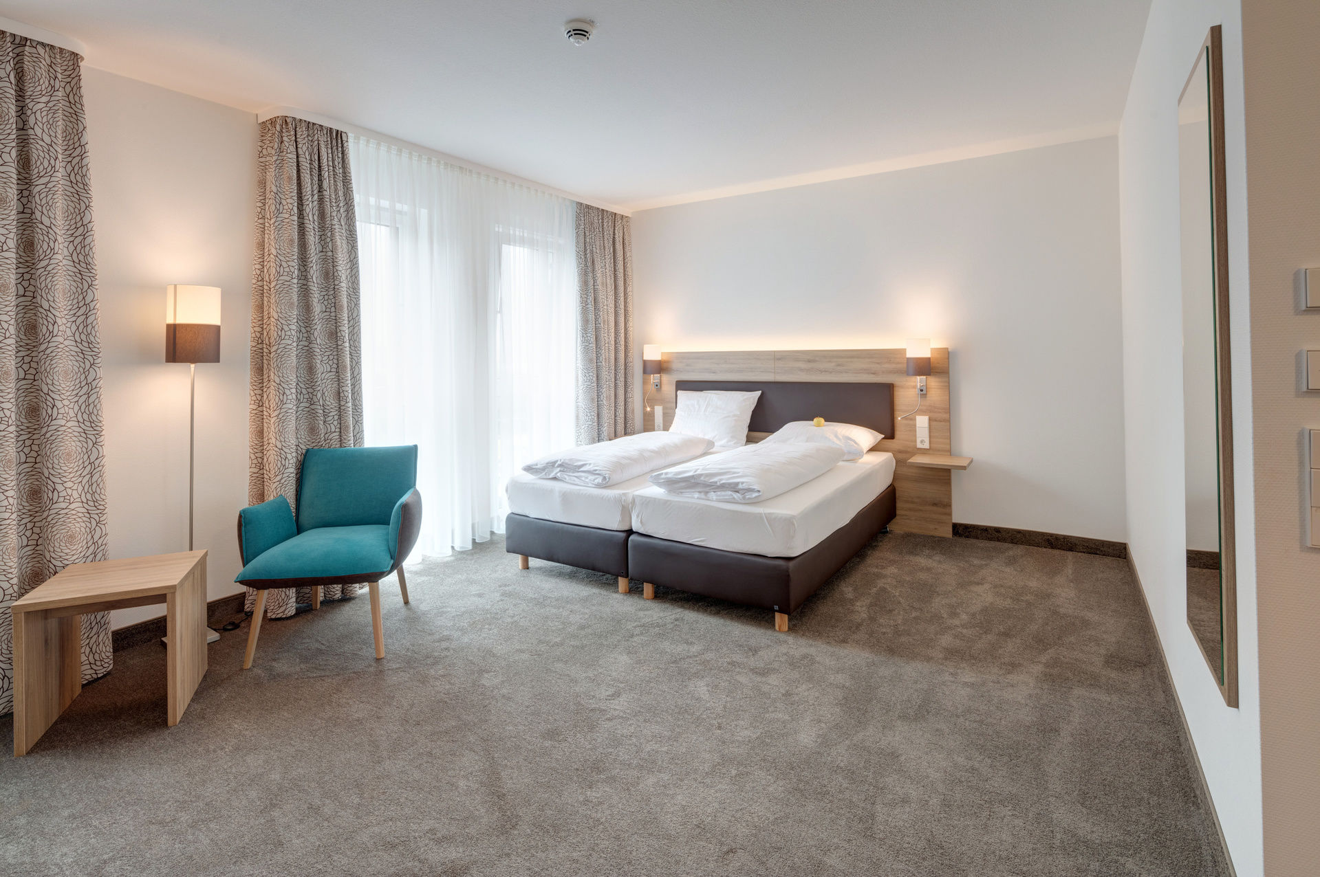 Zimmer Landhotel Beck 3-Sterne Hotel Kupferzell Hohenlohe Schwäbisch ...